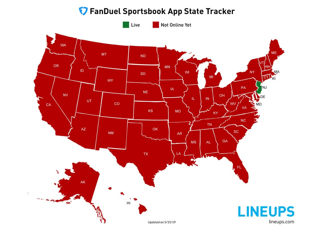 Is FanDuel Legal? Is Playing DFS & Sportsbook Legal in your State