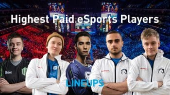Highest Paid eSports Players in the World