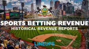 Pennsylvania Sports Betting Revenue (Updated August 2019)