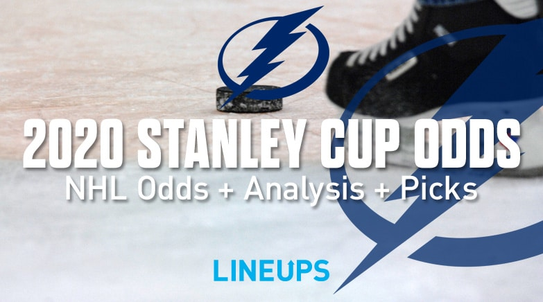 Hockey Stanley Cup 2020.2020 Nhl Stanley Cup Odds Tampa Bay Maple Leafs Lead The Way