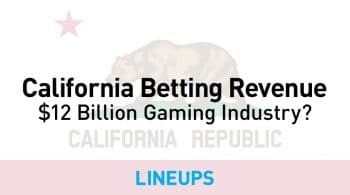 California Betting Revenue: What are the Estimates?