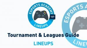 Esports Tournaments & Leagues Guide