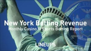 New York Betting Revenue Report: Casino & Sports Betting