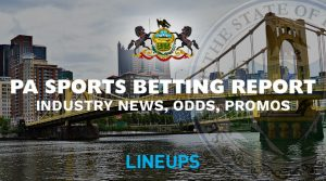 PA Sports Betting Report 7/17: News, Sugarhouse Odds & Promos