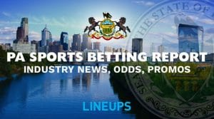 PA Sports Betting Report 7/16: News, Sugarhouse Odds & Promos