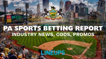 PA Sports Betting Report 6/22: News, Sugarhouse Odds & Promos