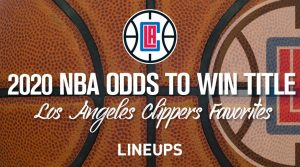 Odds To Win 2020 NBA Championship Title: Bucks, Clippers, Lakers At The Top