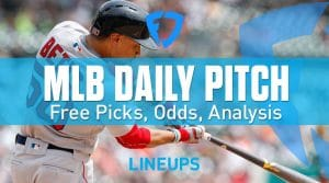 MLB Daily Pennsylvania Pitch 8/19/19: FanDuel Sportsbook Betting Odds & Analysis