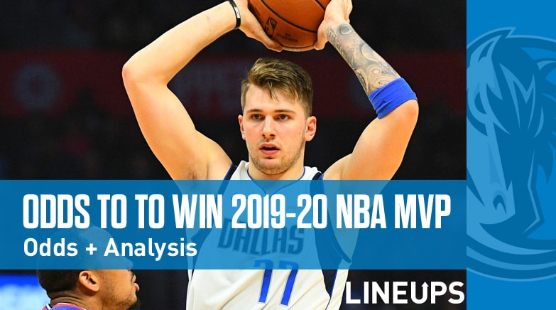 Odds To Win Nba Mvp 2019 20 Does Luka Have A Chance