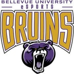 Bellevue University eSports Logo