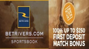BetRivers PA Review: Top BetRivers Promo Code in PA ($250 Free)