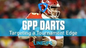 FanDuel NFL Divisional Round GPP Tournament Picks: Daily Fantasy Advice & Strategy
