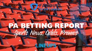 FanDuel Sportsbook Betting Report 9/10/19: Pennsylvania Odds, Promos, Analysis