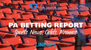FanDuel Sportsbook Betting Report 12/9/19: Pennsylvania Odds, Promos, Analysis