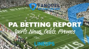 FanDuel Sportsbook Betting Report 9/4/19: Pennsylvania Odds, Promos, Analysis