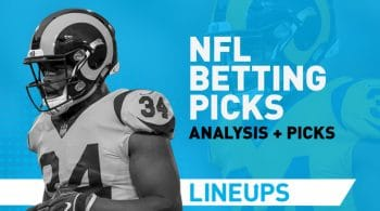 Pittsburgh Steelers vs. Los Angeles Rams (11/10/19): NFL Betting Picks, Lines