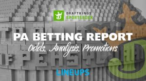 DraftKings Sportsbook Pennsylvania Betting Report 11/18/19: Promos, Odds, Picks