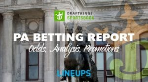 DraftKings Sportsbook Pennsylvania Betting Report 11/19/19: Promos, Odds, Picks