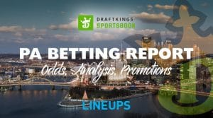 DraftKings Sportsbook Pennsylvania Betting Report 12/19/19: Promos, Odds, Picks