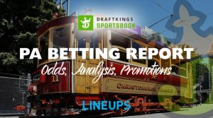 DraftKings Sportsbook Pennsylvania Betting Report 12/26/19: Promos, Odds, Picks
