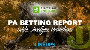 DraftKings Sportsbook Pennsylvania Betting Report 12/18/19: Promos, Odds, Picks