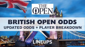 "British Open 2020 Odds: McIlroy the early favorite at ""The Open"" at Royal St. George's"