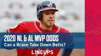 MLB American League & National League MVP Odds for 2020