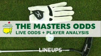 The Masters Odds 2020: McIlroy vs. Koepka Battle at the Top