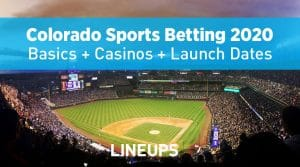 Colorado Sports Betting: Launch Likely Delayed Due to Coronavirus