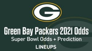 Green Bay Packers Super Bowl Odds 2021
