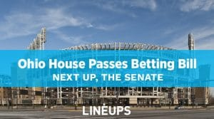 Ohio House Passes Sports Betting Bill