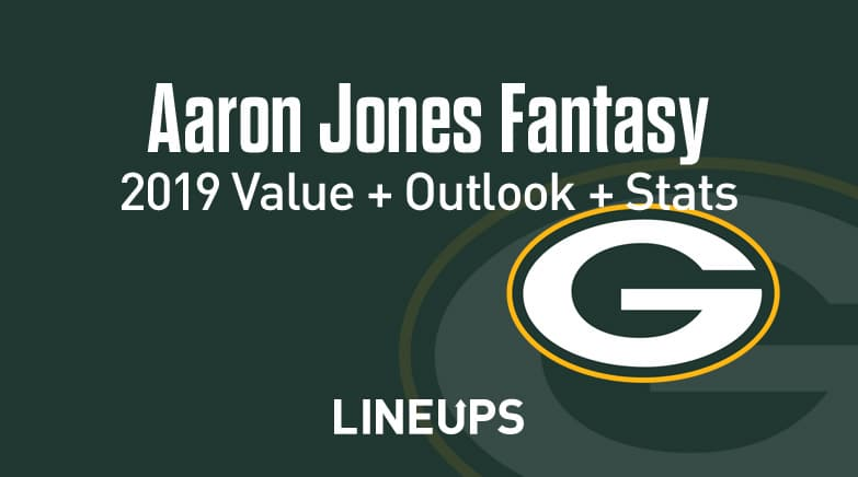 Aaron Jones Fantasy Value 2019