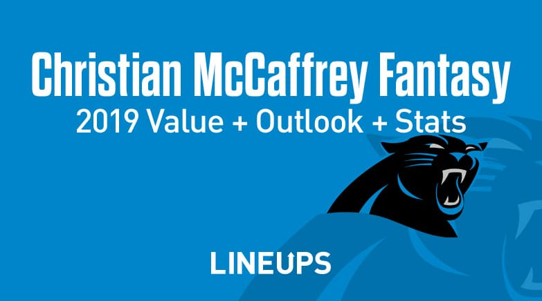 Christian McCaffrey Fantasy Value 2019