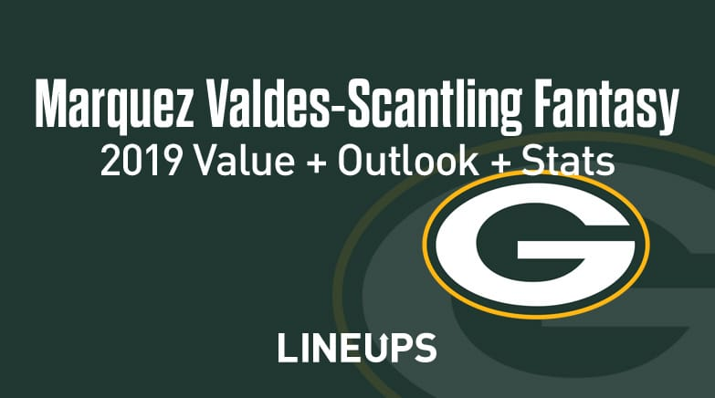 Marquez Valdes-Scantling Fantasy Value 2019