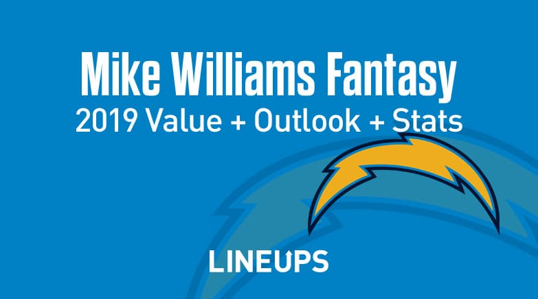 Mike Williams Fantasy Value 2019