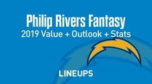 Philip Rivers Fantasy Football Outlook & Value 2019