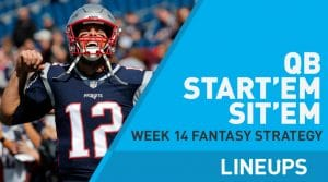 Week 14 QB Start, Sit Fantasy Strategy: Kirk Cousins Rolling into a Great Matchup