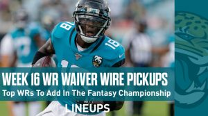 Week 16 WR Waiver Pickups & Adds: Breshad Perriman Is Now Tampa's WR1