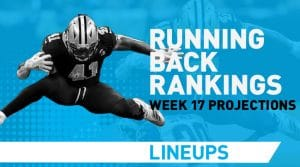 Week 17 RB Fantasy Rankings PPR: Ezekiel Elliott In A Spot To Run Wild
