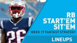 Week 17 RB Start, Sit Fantasy Strategy: Devin Singletary Is Ready To Roll