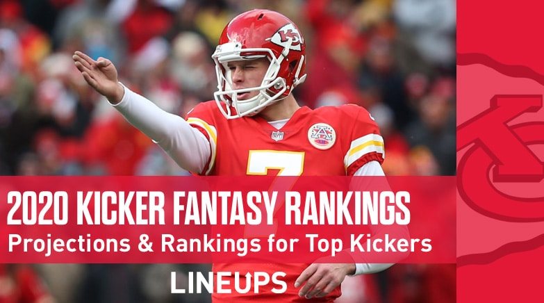 2020 fantasy kicker rankings