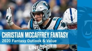 Christian McCaffrey 2020 Fantasy Outlook: Run CMC