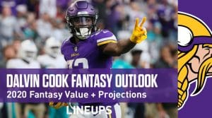 Dalvin Cook Fantasy Football Outlook & Value 2020