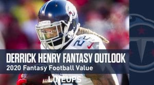 Derrick Henry Fantasy Football Outlook & Value 2020