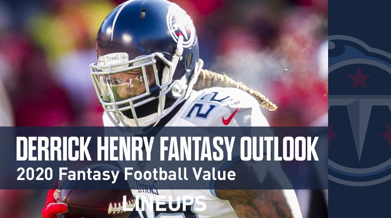 derrick henry fantasy value 2020