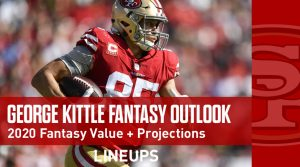 George Kittle 2020 Fantasy Football Outlook & Value