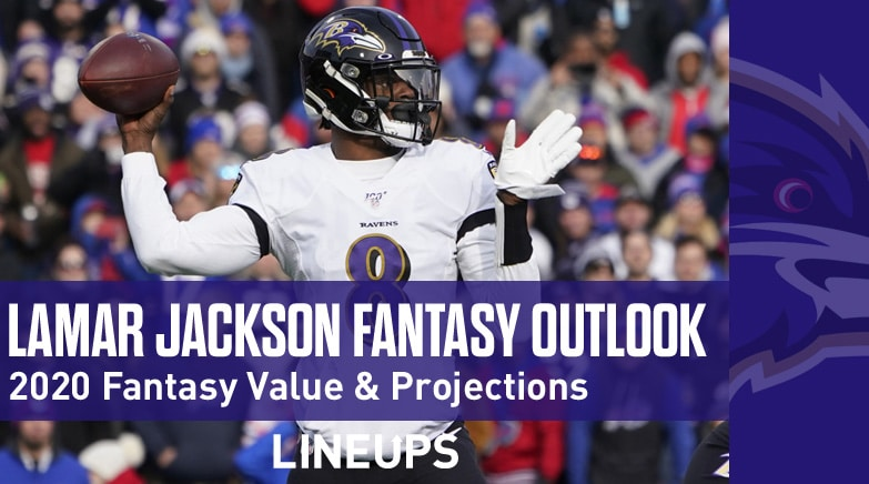 lamar jackson fantasy outlook 2020