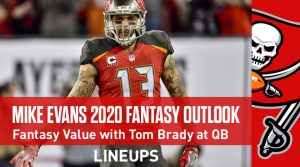 Mike Evans 2020 Fantasy Outlook & Value