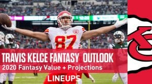 Travis Kelce Fantasy Football Outlook & Value 2020