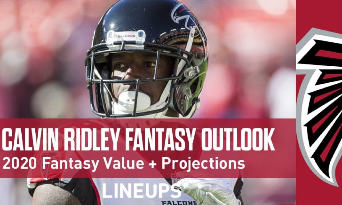 Calvin Ridley Fantasy Football Outlook Value 2020